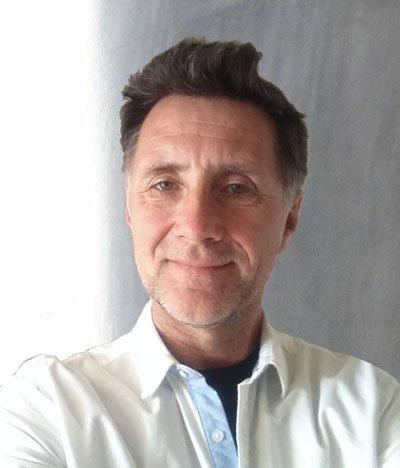 Portrait Hervé, consultant SEO à Annecy
