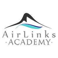 Logo AirLinks Academy, école de parapente en Haute-Savoie