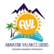 Logo animation vacances loisirs