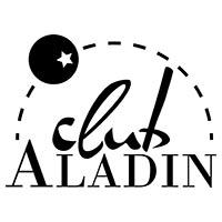 Logo de Club Aladin, organisateur colonies de vacances