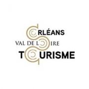 Logo Orléans Val de Loire Tourisme