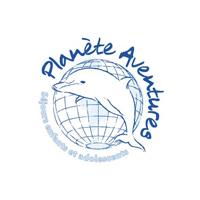 Logo Planète Aventures, organisme de colonie de vacances