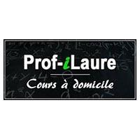 Logo Prof-iLaure, cours de maths à domicile à Annecy
